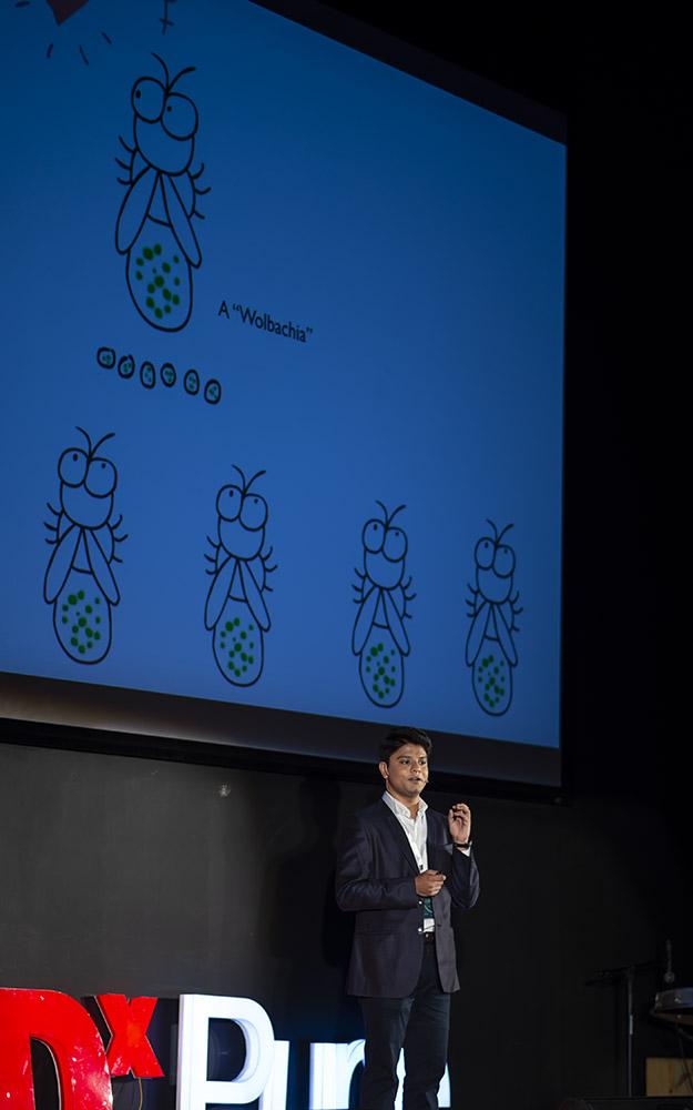 Tedx event